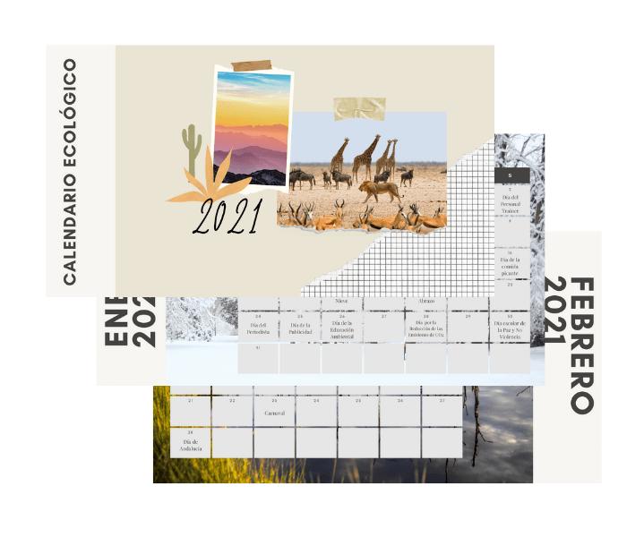 calendario ecologico web