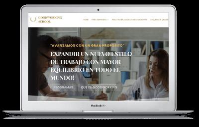 diseño web groenmarketing
